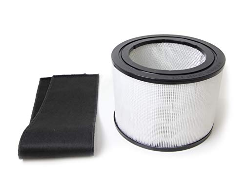 GV New HEPA Filter & Charcoal filter for the Filter Queen Defender Air Purifier cleaner