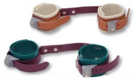 Restraint Humane - Ankle Hobble Restraint One Size Fits Most Humane Restraint L-300 Lock