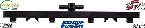 Battery Watering System BA-120-BLK Pro-Fill manifold by FLOW-RITE Trojan Spacing