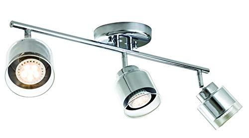 - DVI Lighting DVP17786CH-CL Harrier Track Light In Chrome