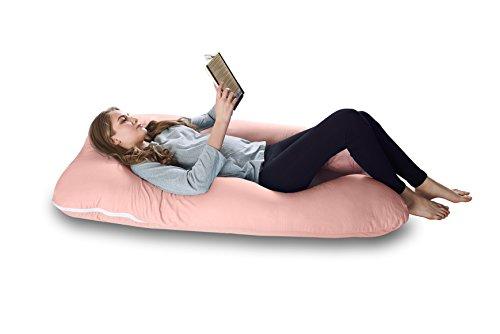 Pink Rose Pillow - 8