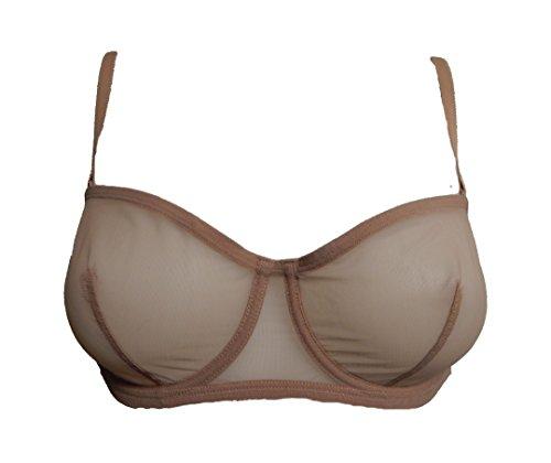Eres Women's Eres Le Tulle Indiscrete Strapless Bra 36C (Eres Strapless Bra)