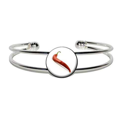red hot chili peppers bracelet - 4