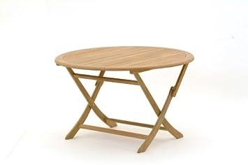 Amazon De Belardo 254417 Tisch Rund 120cm Fsc California