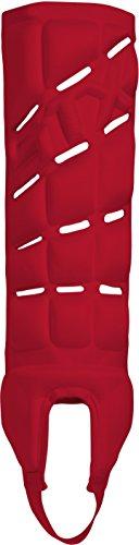 - STX Field Hockey Contour Shinguard, Red, Large