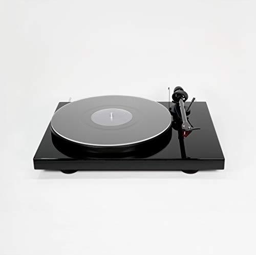 Acrylic Turntable Mat - Transparent - LP Slipmat