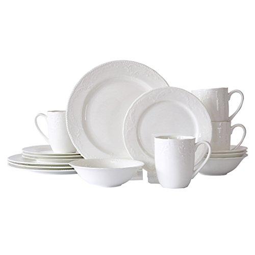 Bone China Dinnerware Set - 9