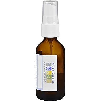 ccf106fed29b Amazon.com : Aura Cacia Glass Amber Bottle Mister : Beauty