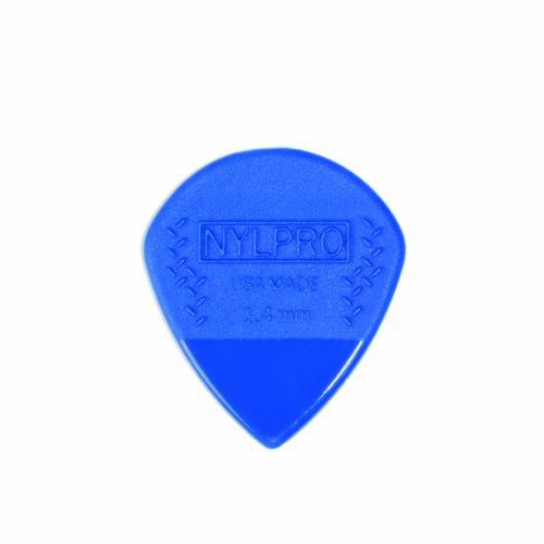 Planet Waves 3NPR7-10 Nylpro Picks, Extra Heavy, 10-Packs (Waves Planet Guitar Green Picks)
