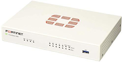 Fortinet FortiGate-50E / FG-50E Next Generation (NGFW) Firewall Appliance, 7X GbE RJ45 Ports