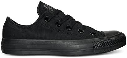 Converse Unisex Chuck Taylor All Star Low Top black/black Sneakers - 4 D(M) US