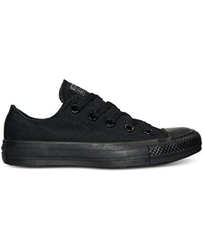 Chuck Monocromo Sneaker Unisex Classic Converse UU 6 5 Taylor EE Negro M B qIPS1wF5