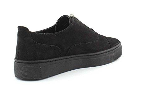 De Flexx Damesrits It Black Slip-on - 6.5