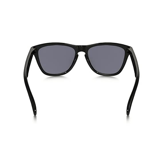 Oakley Men's Frogskins 009013 Wayfarer Sunglasses 3 Lightweight sporty sunglasses with stress-resistant O MATTER stems