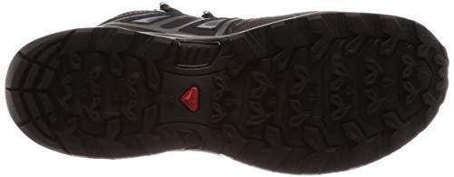 Mid Randonnée W Salomon 3 X Femme Gris GTX Chaussures Ultra tqnw0pB