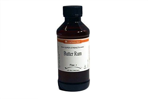 (LorAnn Superstrength Butter Rum Flavoring 4)