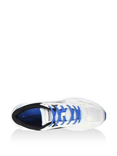 Diadora Shape 5, Baskets pour femme blanc EU 43 (9 UK)