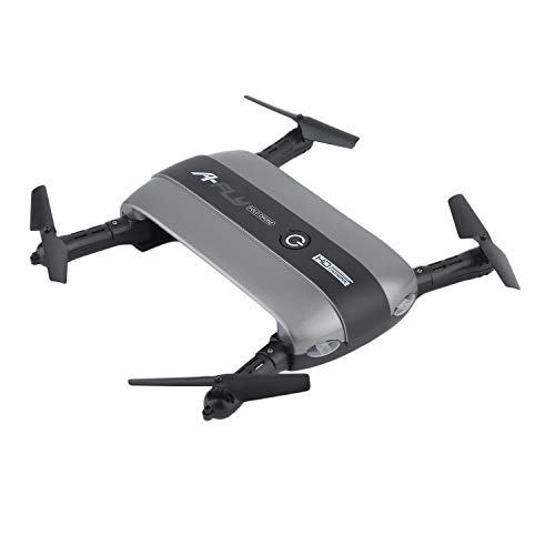 Quadcopter Mobile Cell Phone Control Drone Foldable 360 Degree Rotation 0.3 Million WiFi Gravity Sensor Hovering Drone Toy