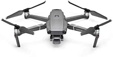 """DJI MAVIC 2 PRO - DRONE QUADCOPTER UAV WITH SMART CONTROLLER HASSELBLAD CAMERA 3-AXIS GIMBAL HDR 4K VIDEO ADJUSTABLE APERTURE 20MP 1"""" CMOS SENSOR, UP TO 48MPH, GRAY"""