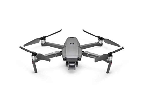 DJI Mavic 2 Pro – Drone Quadcopter UAV with Smart Controller Hasselblad Camera 3-Axis Gimbal HDR 4K Video Adjustable…