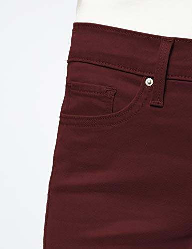 Skinny maroon Jeans Levi's Mujer Para 311 Marrón B4Fwq5g