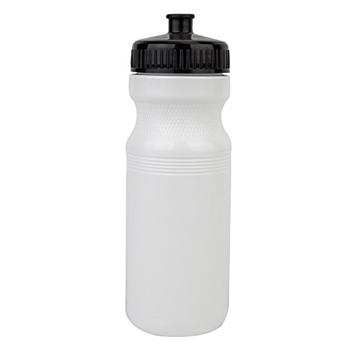 Sunlite Made in the USA Bottles, 24oz, White