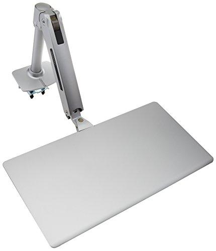 Ergotron WorkFit-P Sit-Stand Workstation PLATINUM (24-408-227) by Ergotron