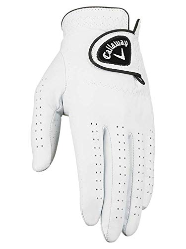 Callaway Women's Dawn Patrol Golf Glove, Medium, Left Hand, Prior Generation