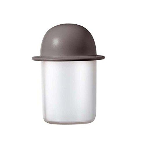 Koala Superstore Toothpick Holder Hat Shape Household Plastic Toothpick Bottle Toothpick Stand ()
