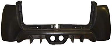 7AT029 Sto/ßstange hinten AIXAM GTO lackierbar