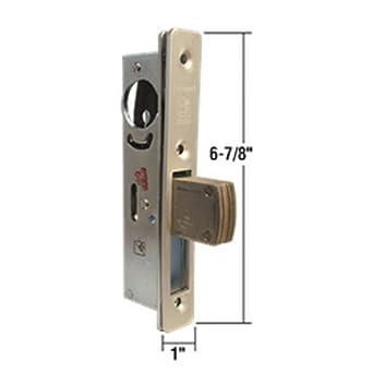 Adams Rite MS1850S-210-628 Aluminum Door Deadlocks 9u0026quot; ...  sc 1 st  Amazon.com & Adams Rite MS1850S-210-628 Aluminum Door Deadlocks 9