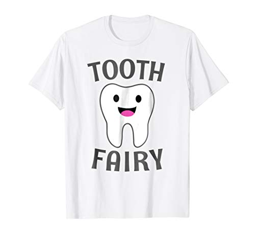 Tooth Fairy Halloween Costume T-Shirt Gift Idea