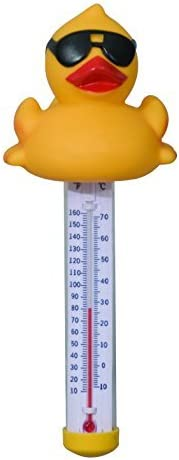 Derby Duck Swimming Pool Thermometer by Game
