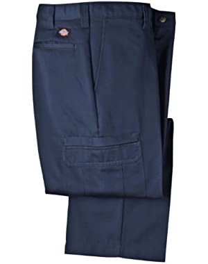 Mens LP337 Cotton Cargo Pant-NAVY