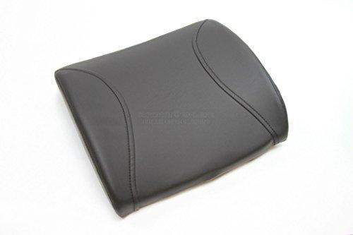 Seat Cushion Memory Foam Back Support (Black/Gray)