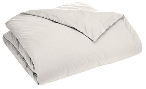 Coyuchi 300 TC Organic Percale Duvet Cover, Full/Queen, Undyed (Sheet Organic Percale Coyuchi)