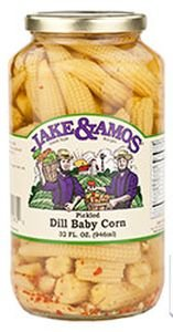 Jake & Amos® J&A Pickled Dill Baby Corn 32oz