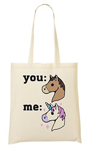 Tout Me Unicorn Sac Fourre Sac À Provisions Vs Horse You Funny x0EFqptWw
