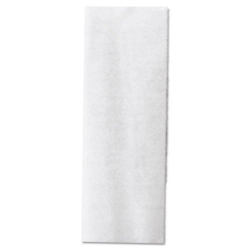 MCD5294 - Eco-pac Natural Interfolded Dry Waxed Paper Sheets, 15 X 10 3/4, White, 500/pack