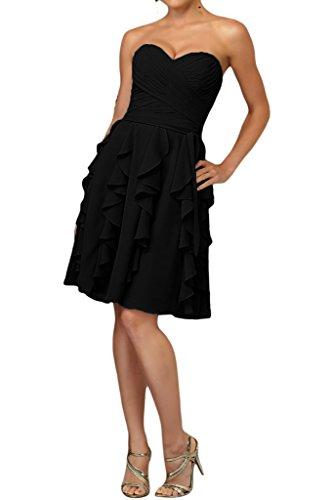 TOSKANA BRAUT - Vestido - Noche - para mujer negro