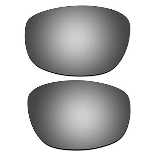 Replacement Titanium Polarized Lenses for Oakley Big Square Wire (Big Square Wire)