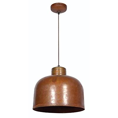 Kenroy Home Kenroy Home 92071RST Chambers 1 -Light Pendant