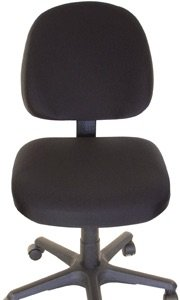 Office Chair Seat Cover Black Kitchen Dining