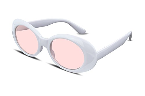 FEISEDY Clout Goggles Jacket O Sunglasses HypeBeast Oval Mod Style B2253