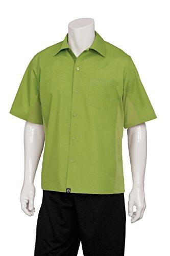 Chef Works Men's Universal Server/Cook Shirt (CSMV)