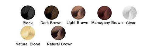 Gain LOMBOK Original LB Henna Hair Treatment Color Cream 6 Colors Pick one! (#02 Dark Brown)