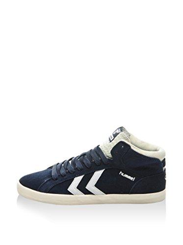 Hummel Zapatillas Game Mid Azul Oscuro/Blanco EU 40