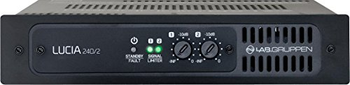 Lab Gruppen Amplifier (990670011), used for sale  Delivered anywhere in USA