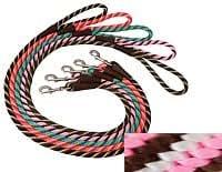 Mendota Snap Lead - 6 x 1/2 - Pink Chocolate Twist