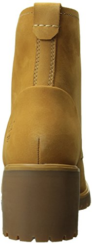 Timberland Averly Lace Chukka Wheat Womens Boots - Giallo